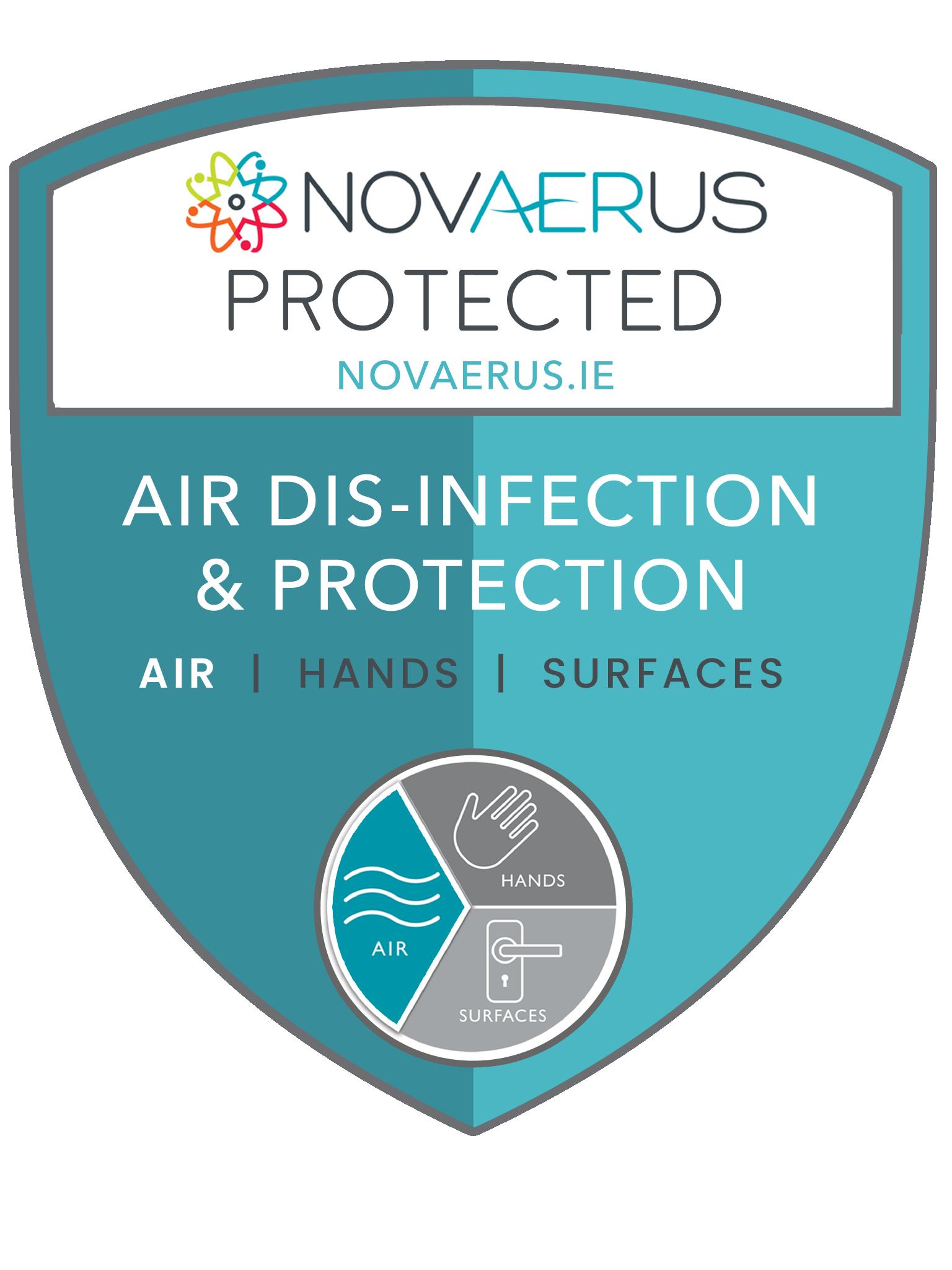 Novaerus Sticker Email Version